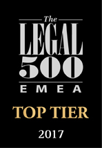 Top tie IP Law firm in Kazakhstan